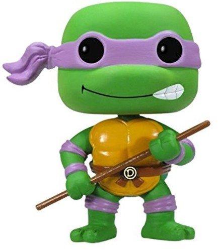 Ninja Turtles Donatello Pop! Vinyl Figure [UK Import] (Ninja Turtle Donatello)