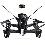 BlackPJenny Walkera F210 RC Racing Drone Quadcopter UAV con 700TVL 120 ° Wide...
