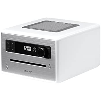 sonorocd fm dab radio bluetooth cd player mit mp3. Black Bedroom Furniture Sets. Home Design Ideas