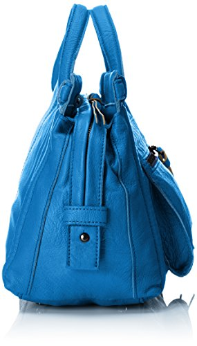 Liebeskind Berlin - Alexandria Sporty, cartella Donna Blu (Electric Blue)