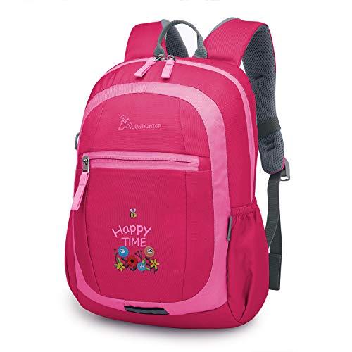 Mountaintop 10L Kinderrucksack Schultasche Kids Outdoor Rucksack für Mädchen Jungen, 25 x 14.5 x 36cm