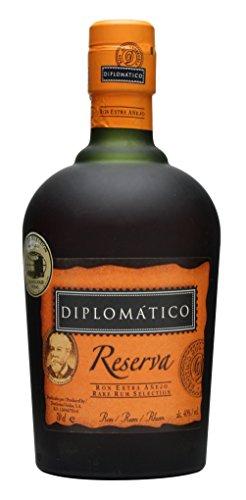Preisvergleich Produktbild Rum Diplomatico Blanco Reserve Venezuela 0, 7 Liter