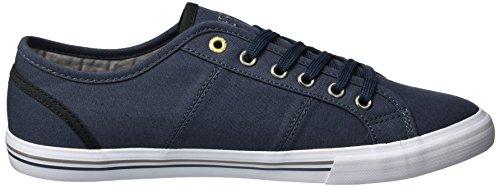 Pantofola d'Oro Herren Arda Canvas Uomo Low Sneaker Blau (Dress Blues)