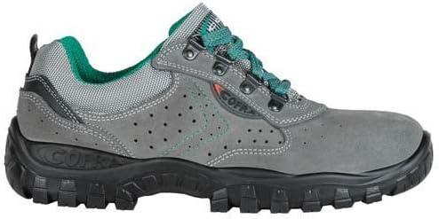 Cofra TA070 – 000.w41 calzado de trabajo,luna, tamaño 7,5, color gris