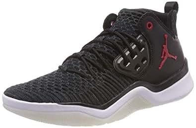 NIKE Herren Jordan DNA Lx Fitnessschuhe, Schwarz White/Black 010, 40 EU