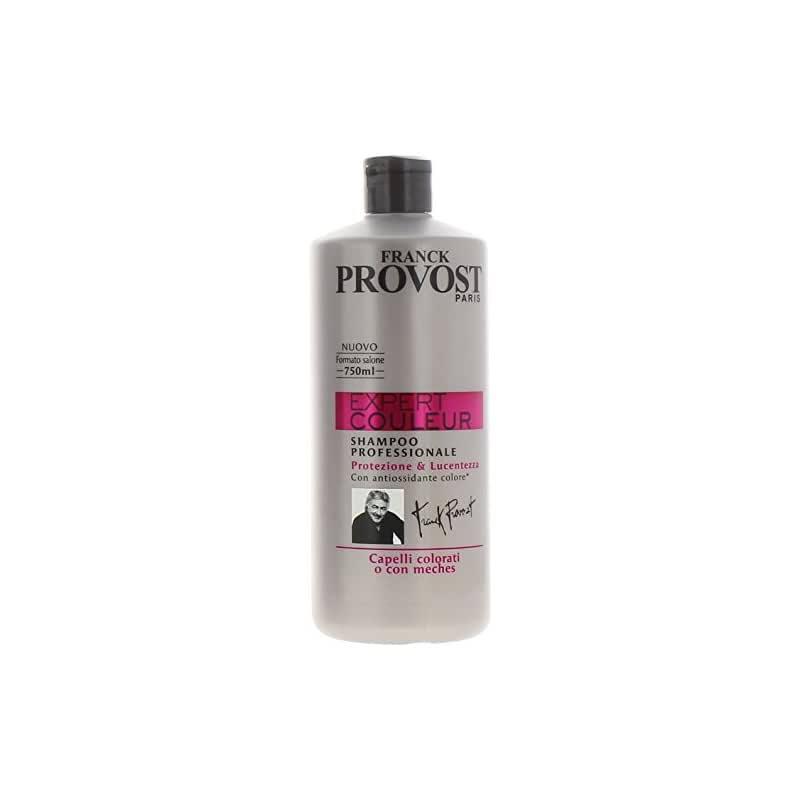 Franck Provost Expert Couleur Shampoo Professionale per Capelli Colorati o con Meches