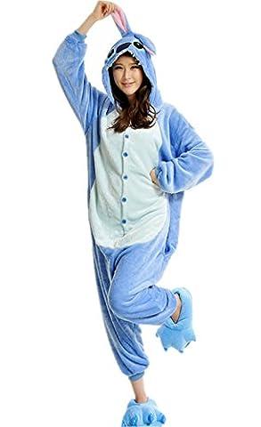 Adulte Femme Halloween - Padgene Pyjama Animaux Cosplay Halloween Déguisement Adulte