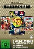 DEUTSCHE KULT KOMÖDIEN KLASSIKER : Rudi Benimm Dich ! * OHNE KRIMI GEHT DIE MIMI NIE INS BETT * Mein Vater der Affe und ich 3 DVD Box EDITION