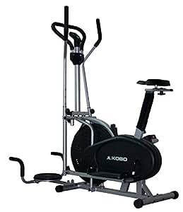 Kobo OB-6 Exercise Bike (Silver/Black)