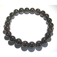 Hervorragende Granat Edelstein 7MM Perlen rund Stretch Armband Crystal Healing Positive Energie Fashion Wicca... preisvergleich bei billige-tabletten.eu