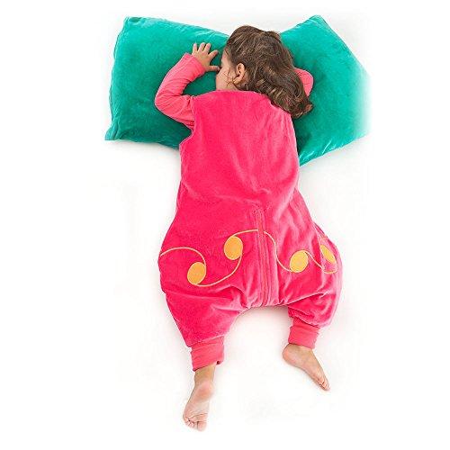 gigoteuse-a-pieds-the-penguin-bag-company-princesse-2-4-ans