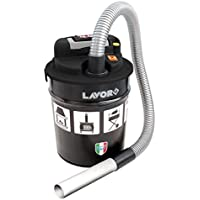 Lavor - Aspirador de cenizas 12 litros para la limpieza de chimenea, barbacoa, horno