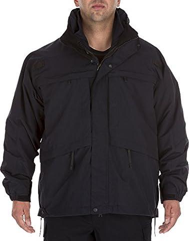 5.11Tactical Series Men's 3in 1Men's 3in 1, Mens, Parka 3 En 1, navy, FR : XL (Taille Fabricant :