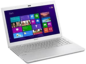 """Sony Vaio Série S SVS1512V9ES  Ordinateur Portable 15,5"""" (39,5 cm) Intel Core i5-3210M 640 Go 4096 Mo Windows 8 Professionnel Argent"""