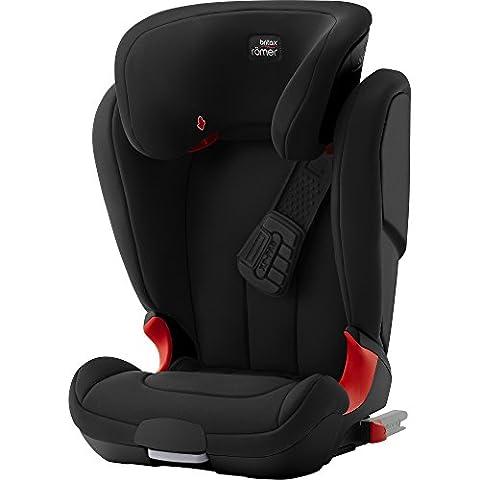 Britax Römer Kidfix XP Black Series Kindersitz, Gruppe 2/3 (15 - 36 Kg), Kollektion 2017, cosmos (Kindersitz Rodi)