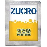 Zucro Sweetener Bolsitas de edulcorante bajas en calorías (paquete de 1000)