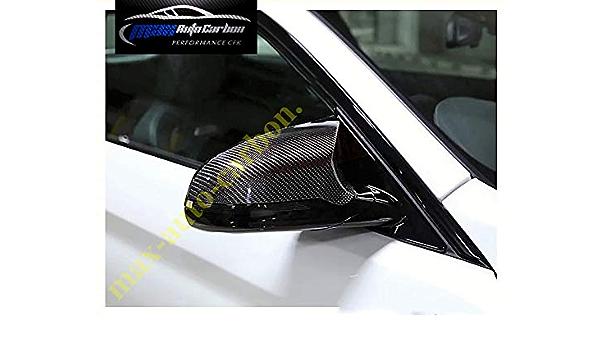 Max Auto Carbon Spiegelkappen Spiegelgegehäuse Cover Abdeckung Passend Für M3 F80 M4 F82 F83 M2 Competition Auto