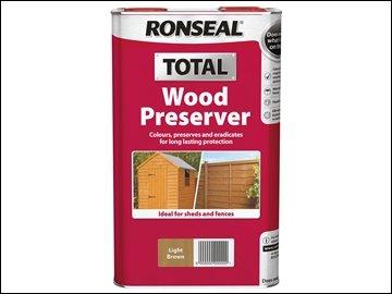 ronseal-rslwpbk5l-5litri-totale-conservante-per-legno-nero