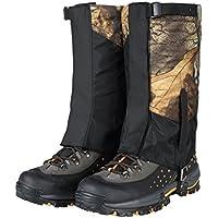 Outdoor Ghette in materiale per protezione anti sabbia protezione per  Outdoor Pantaloni da escursioni 19ad1bee3e9