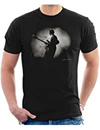 Phil Nicholls Official Photography - Echo and the Bunnymen Live Men's T-Shirt