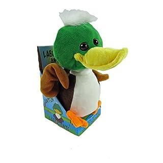 LABER ENTE Anton Chatter Duck 18,5 cm - plappert alles nach