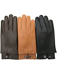 Prime Top Quality Sheep Leather Driving Dressing Fashion Gloves with slim style 084