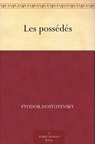 Couverture du livre Les possédés