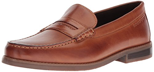 Rockport Men's Cayleb Woven Penny Loafer (Woven Penny Loafer)