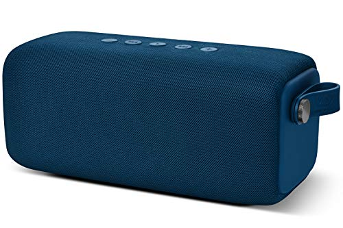 Fresh 'n Rebel Rockbox Bold L Indigo | Wasserdichter IPX7 Bluetooth Lautsprecher
