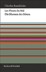 Die Blumen des Bösen: Französisch/Deutsch