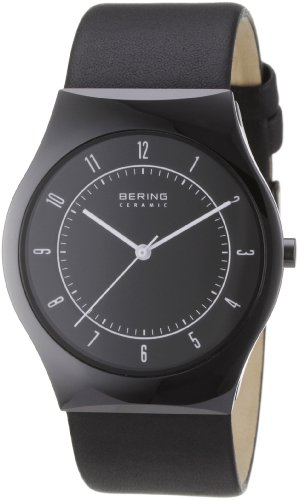 BERING Time Herren-Armbanduhr Slim Ceramic 32039-442