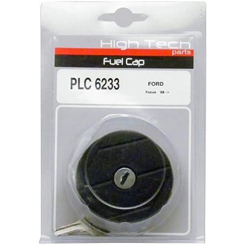 Pearl PLC6233 - Tapón de cierre con llave para depósito de Ford Focus
