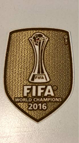 A Club World Cup Champions Patch 2016 Real Madrid ()