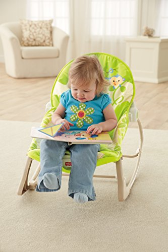 Image of Fisher-Price Rainforest Infant to Toddler Rocker