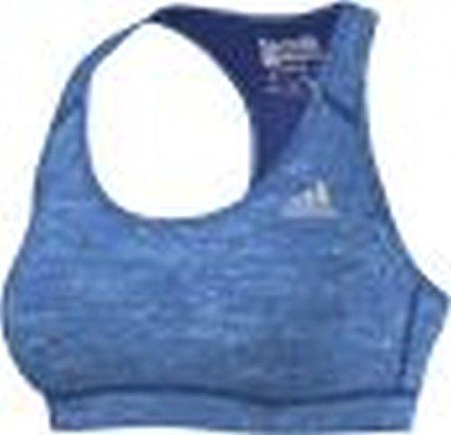 Adidas brassière de sport pour femme Bleu - Bleu brillant