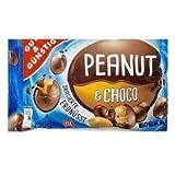 G&G Peanut&Choco dragierte Erdnüsse, schokoliert 250g