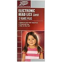Preisvergleich für Boots Electronic Head lice Comb 3 Years Plus