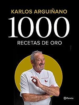 419inREUaZL SX260  - 1000 recetas de oro - Karlos Arguiñano (Multiformato) (VS)