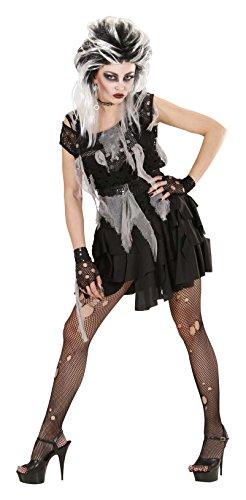 Kostüm 'Punk Zombie' in Größe M (Punk Zombie Kostüm Kind)