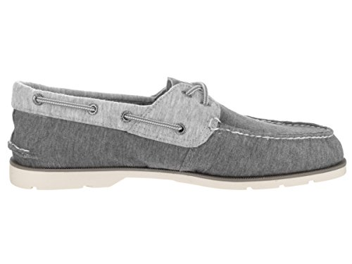 Sperry top-sider Herren Leeward Chambray Boot Schuh Grau