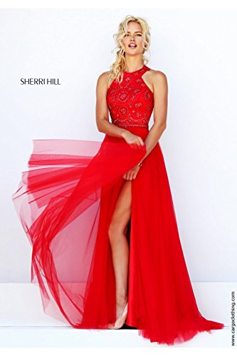 sherri-hill-red-50225-sparkling-bib-neck-long-dress-uk-10-us-6