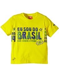 PUMA Kinder Brasilien T-Shirt My Nation Tee
