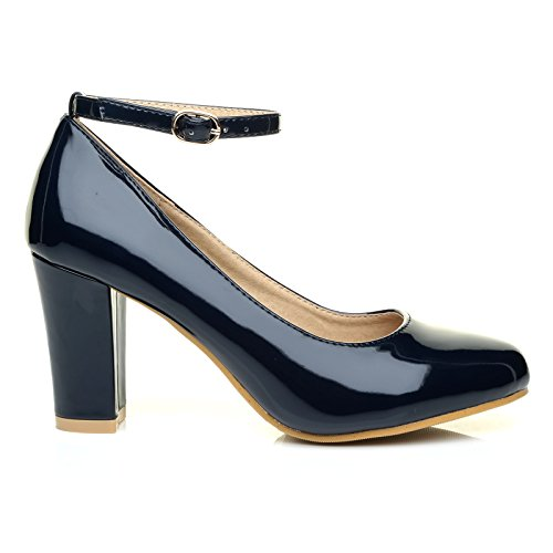 zara-navy-blue-patent-block-heel-ankle-strap-round-toe-court-shoes-size-uk-6-eu-39