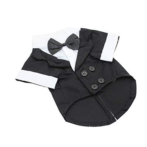 - Butler Kostüm Für Hunde