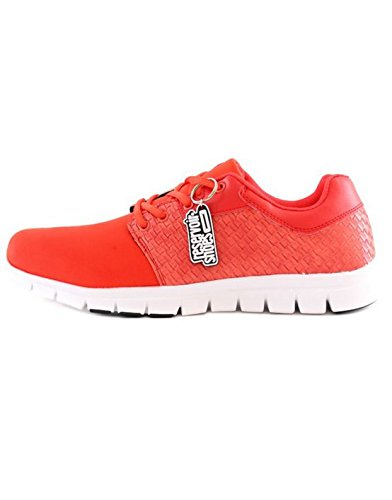 Reservoir Shoes - Basket fashion homme Reservoir Shoes Sancho Rouge Rouge