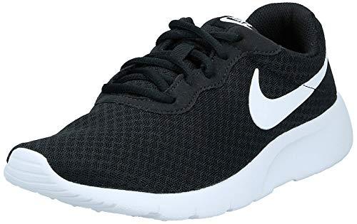 Nike Tanjun GS, Zapatillas de Running para Niños, Negro Black/White/White 011, 38 EU