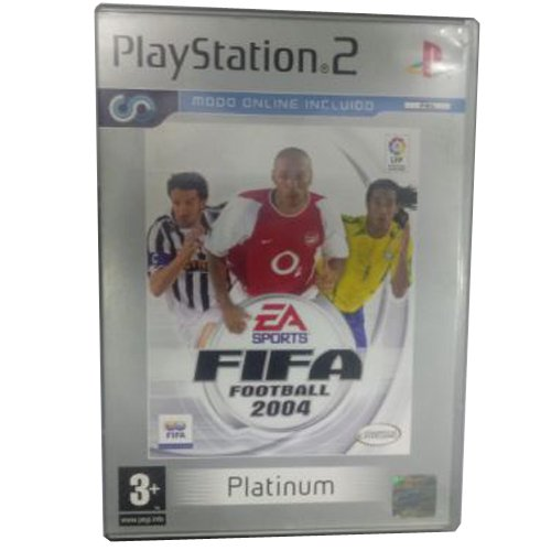 FIFA Football 2004 (Platinum) Ps2