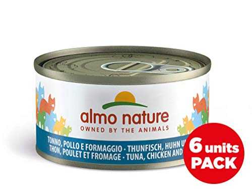 almo nature Legend Tuna Pollo e Formaggio Mega Pack