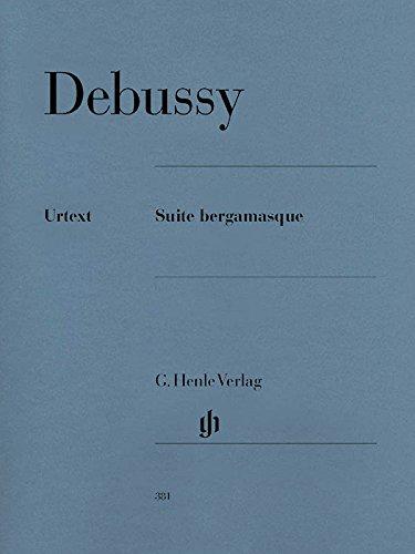Suite Bergamasque. Klavier