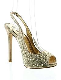 Jumex - Zapatos de Tacón Mujer